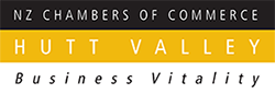 Hutt Valley chamber logo