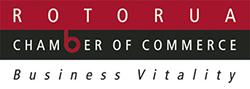 Rotorua Chamber logo