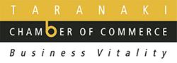 Taranaki Chamber logo