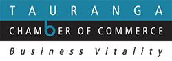 Tauranga Chamber logo