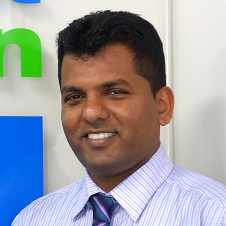 Viky Narayan Auckland East Regional Manager