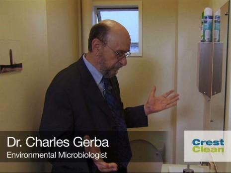 Dr Gerba Bathroom Hygiene