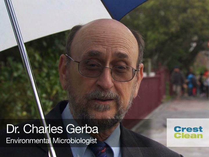 Dr Gerba School Hygiene