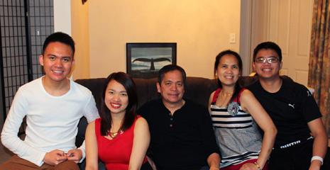 feliciano-family