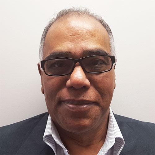 Pravin Hansaraj Wairarapa Regional Manager