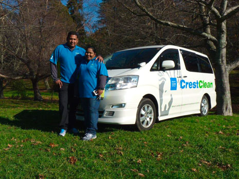 Sameeta Kumar and Nischal Lal are glad they relocated to Nelson from Auckland. The support they received from Crest made the decision to move and the process easier.