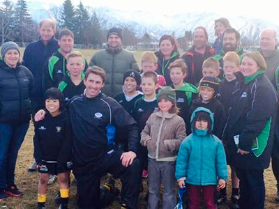 50 sessions have been held throughout the country, including Twizel, since March this year. The programme is making a positive difference for coaches.