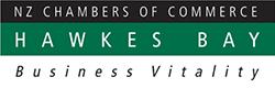 Hawkes Bay chamber logo