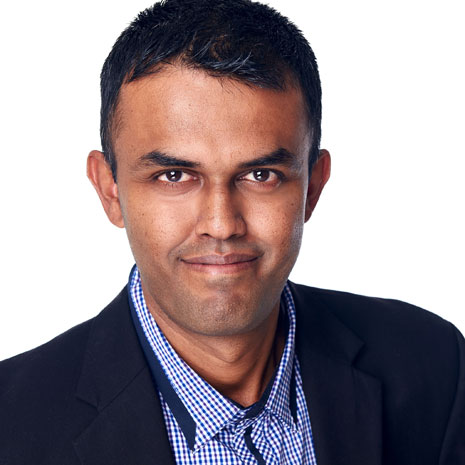 Neil Kumar North Harbour Regional Manager