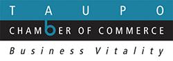 Taupo Chamber logo