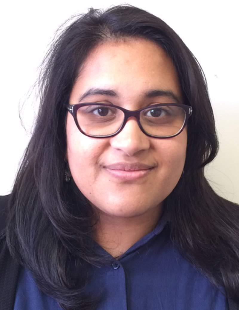 Zainab Ali Wellington Regional Manager