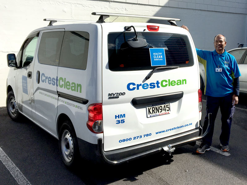 Samy S Nv200 Is The Envy Of Everyone Crestclean