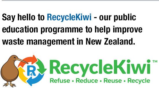 RecycleKiwi Promotion
